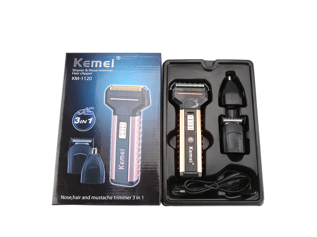 Kemei Electric Shaver   Trimmer 2541698ac2c