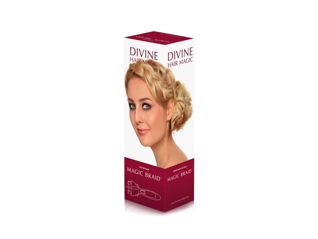 Divine Hair Magic Ηλεκτρική Συσκευή για Πλεξούδες - Πλέξης Μαλλιών Magic  Braid με Εργονομική Λαβή 29378d30fcd