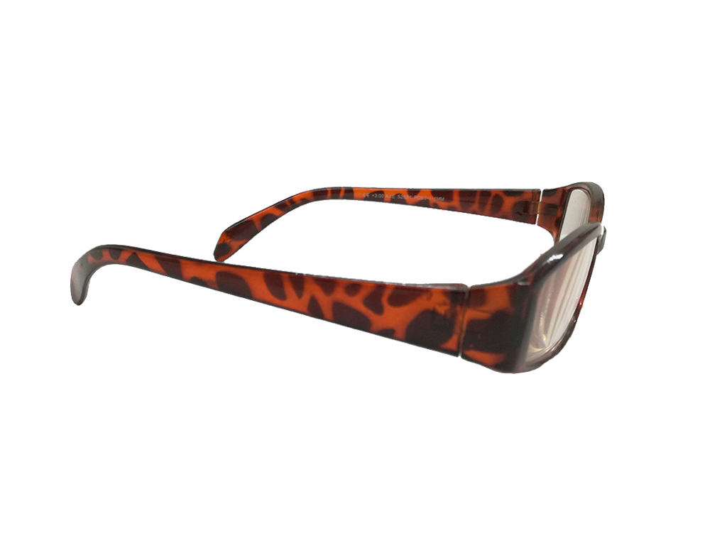 6874c3121e Fashion Zone Unisex Reading Glasses +1.50 Tartaruga