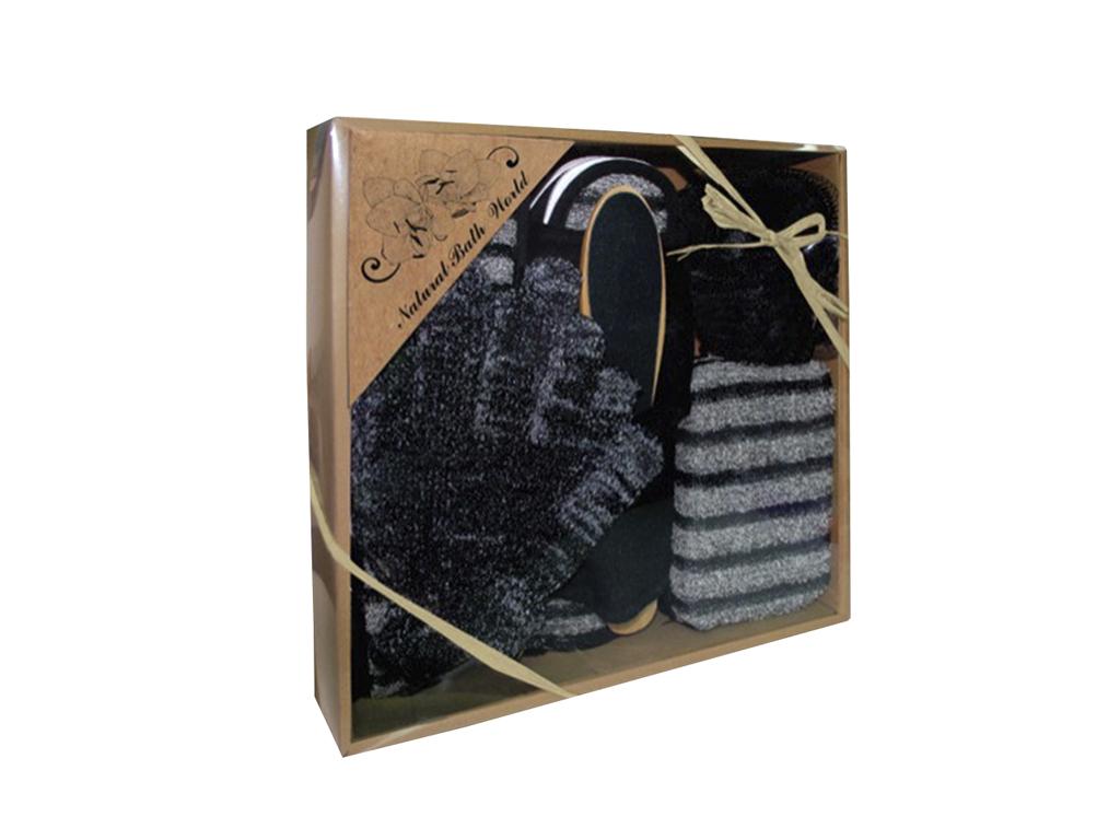 Σετ Περιποίησης Μπάνιου για όλο το σώμα Full body σε πολυτελή συσκευασία  Δώρου 62a52b1ce41