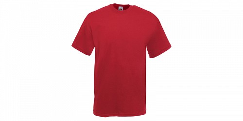 "Ανδρικό T-Shirt, ""Valueweight Τ"", Brick Red No BX, Fruit of the Loom 10000003"