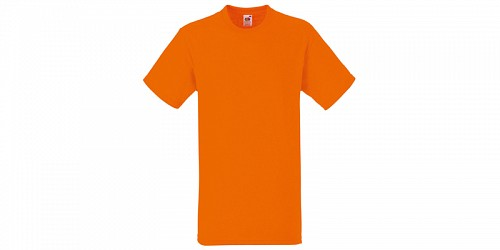 "Ανδρικό T-Shirt, ""Valueweight Τ"", Orange No 44, Fruit of the Loom 10000003"