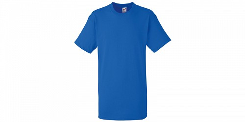 "Ανδρικό T-Shirt, ""Valueweight Τ"", Royal Blue No 51, Fruit of the Loom 10000003"