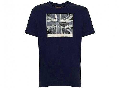 765a90b9f986 Ben Sherman Ανδρικό T-Shirt σε Μπλε Χρώμα, Short Sleeve Polo 52211-170 | Ανδρικές  Μπλούζες - crazymarket.gr